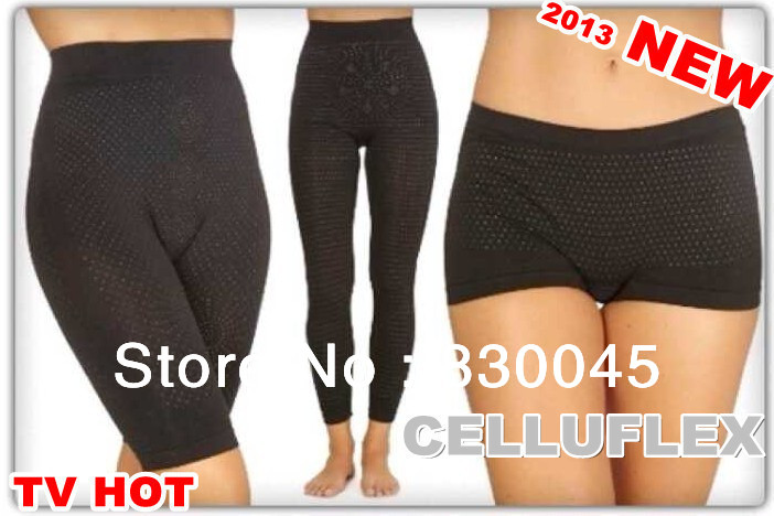 Τηλεόραση Hot Sale * Middle Slim Panty Middle Celluflex tourmaline Slimming εσώρουχα