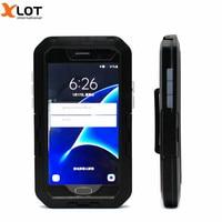 Waterdichte Telefoon Case Houder Fiets Telefoon Stand Sport Ondersteuning Voor Samsung S3 S4 S5 S6 edge S7 beschermhoes cover bike houder