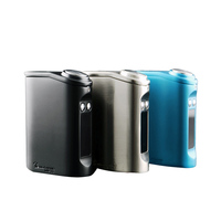 מקורי תיבת טסלה Nano 60 W TC Mod מובנה 3600 mAh בקרת טמפרטורת סוללה Lipo החמקן Vape Mod 510 סיגריות E חוט-Mod