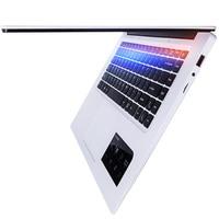 """מקלדת ושפת כסף P2-02 4G RAM 64G eMMC Intel Atom Z8350 15.6"""" מקלדת מחברת מחשב ניידת ושפת OS זמינה עבור לבחור (2)"""