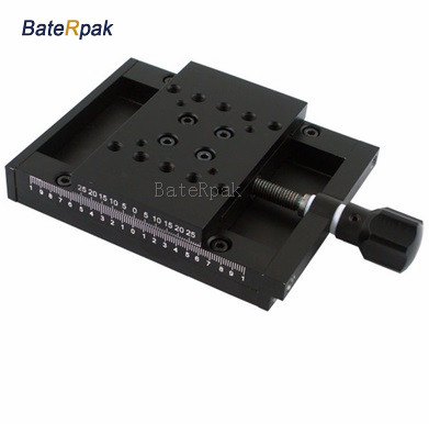 LY103SPY50M  BateRpak Precision manual displacement table/translation table/screw sliding plateform berry programming language translation