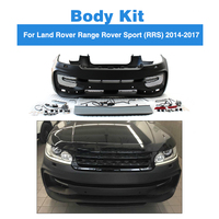PP Car Accessories Bumper Body Kits for Land Rover Range Rover Sport RRS 2014 2017