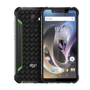 Image 5 - HOMTOM ZOJI Z33 4600 mAh 3 GB 32 GB IP68 Su Geçirmez telefon 5.85 inç HD + 19:9 Akıllı Telefon Android 8.1 MTK6739 Yüz KIMLIĞI 4G Cep Telefonu