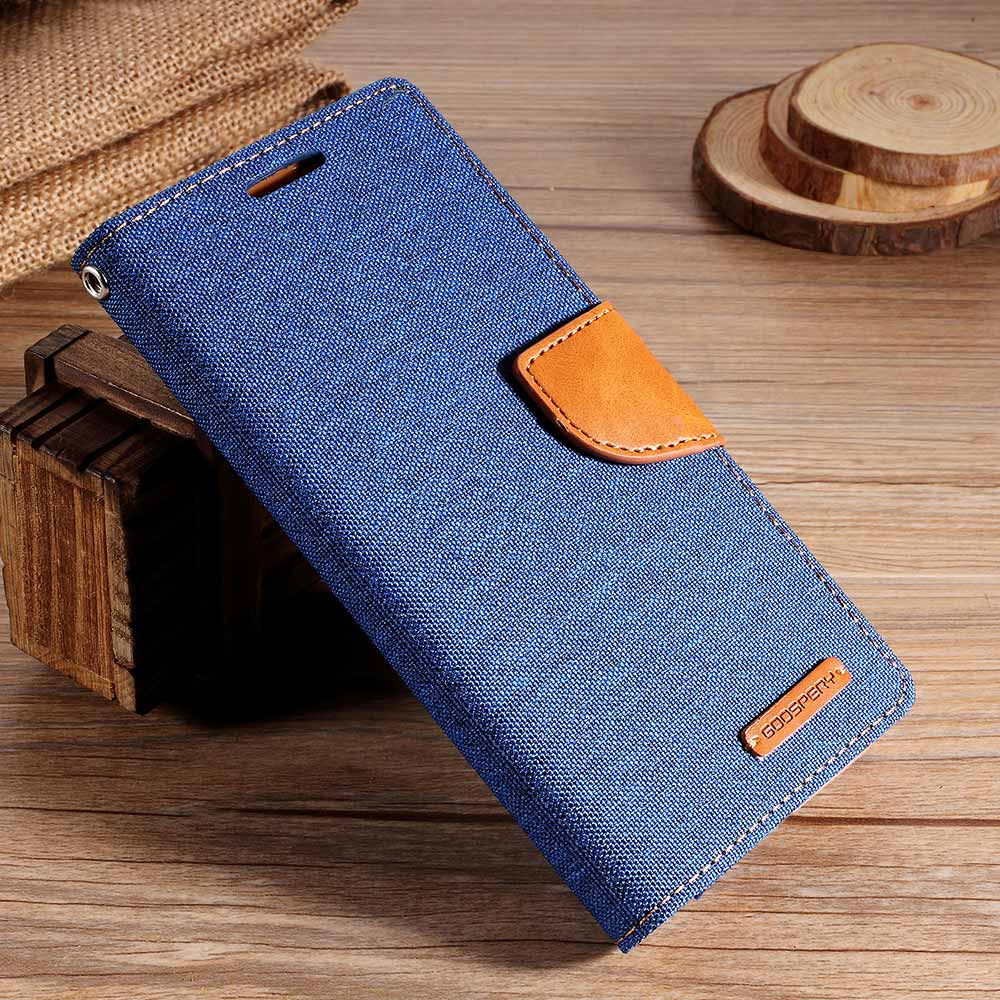 Mercury Goospery For Samsung Galaxy A8 2018 S9 Case Canvas S8 Plus Fancy Diary Brown Black Stand Pu Leather Wallet Flip Coque In Cases From Cellphones