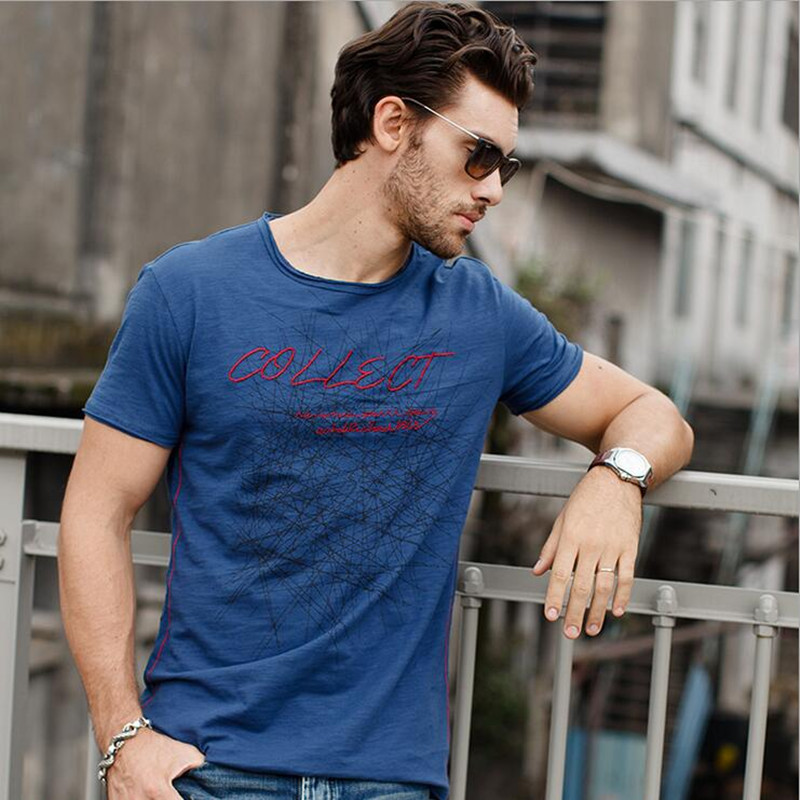 GustOmerD Μάρκα Νέα Μπλουζάκι T-shirt - Ανδρικός ρουχισμός - Φωτογραφία 2