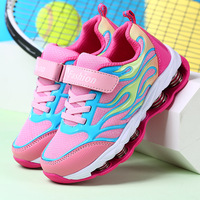 Niños Zapatos Casuales Deportes Al Aire Libre Correr Caminar Zapatos Tenis Entrenadores Escuela Niñas niños Transpirable Zapatillas de deporte de Absorción de Choque