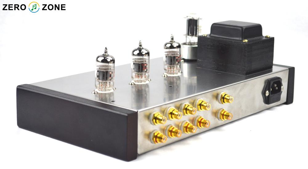 NEW Classical Edition M7 Tube Preamplifier Base on Marantz 7 Preamp 12AX7B 3 6Z5P 1