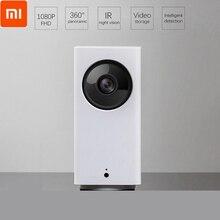 Xiaomi Mijia умная ip-камера 110 градусов 1080p дистанционное управление Dafang wifi IP Cam IR ночного видения 360 градусов панорамная камера