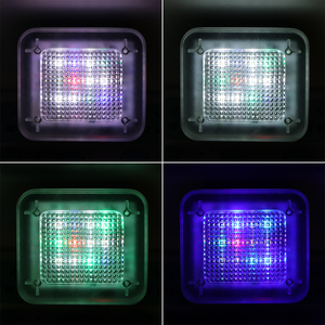 Image 4 - LED טלוויזיה מזויף סימולטור טלוויזיה פורץ הרתעה נגד פורץ אבטחת בית מכשיר עם פונקצית טיימר