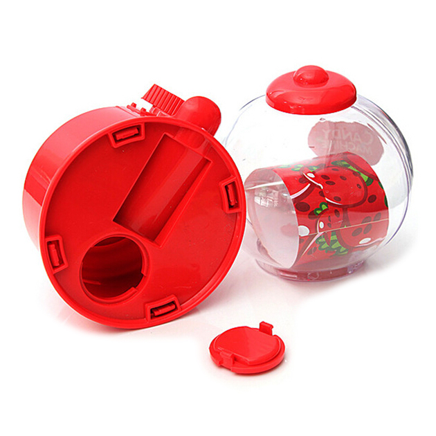 IMC Wholesale Home Plastic Candy Machine Money Bank Gift Storage Box  Presents For The Childrenu0026lover Red Best Selling