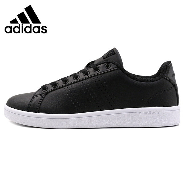 Original New Arrival 2018 Adidas  NEO Label ADVANTAGE CLEAN  Unisex  Skateboarding Shoes Sneakers