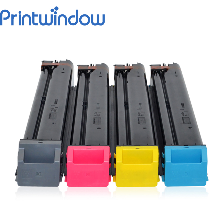 Printwindow Compatible Toner Cartridge for Sharp MX 3111/2616N/3114N/2614N/2314N/2338NC 4X/Set tps mx3145 laser toner powder for sharp mx 2700n mx 3500n mx 4500n mx 3501n mx 4501n mx 2000l mx 4100n mx 2614 kcmy 1kg bag