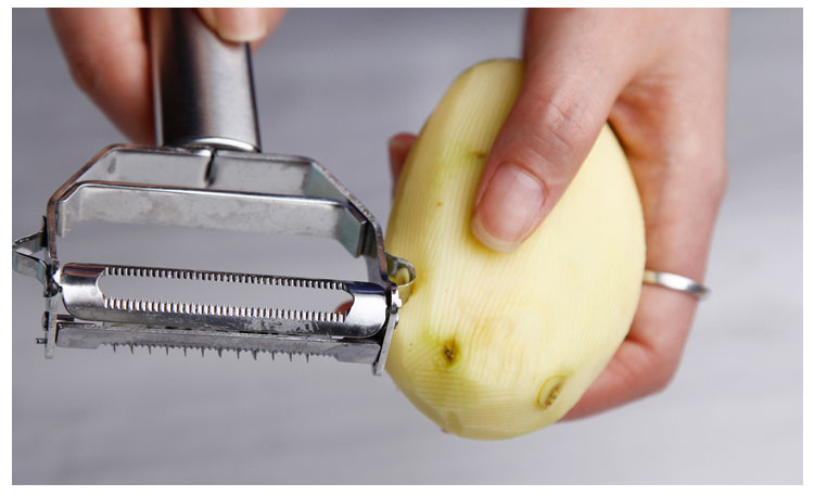 Multi-purpose Vegetable Peeler