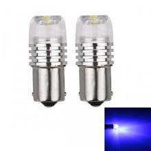 FYSZ Car BA15S LED COB  1156 P21W 3W Blue Light COB LED Stopligh, Automobile Brake Light Taillight (2 PCS / DC12V)