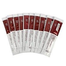 100 ピース Fougera ビタミン軟膏 A & D 抗傷跡タトゥーアフターケアクリームのボディーアートアートメイクタトゥーアクセサリー