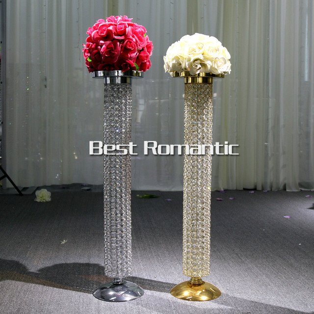 Aliexpress buy cm tall pcs gold silver wedding
