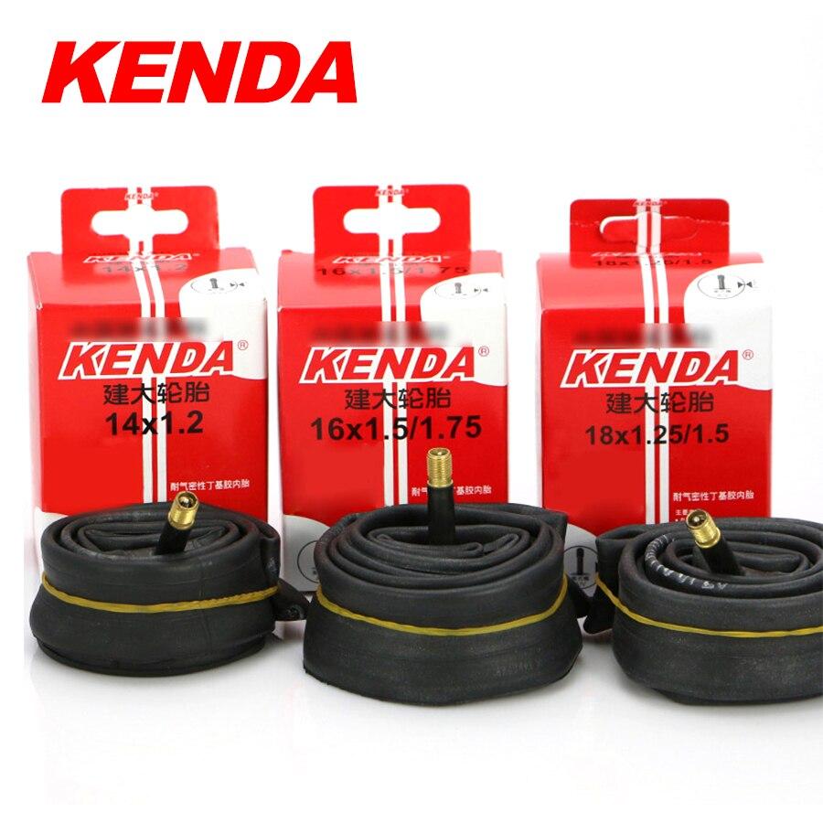KENDA 12 14 16 20 Inch Bike Inner Tube BMX Folding Bicycle Tube Tires 14*1.2 14*1.5/1.75 16*1.5/1.75 18*1.25/1.5 20*1.25/1.5 велопокрышка kenda k193 14 16 20 26 1 25 1 5