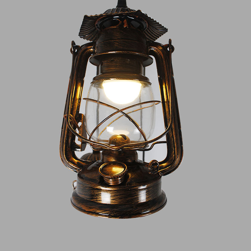 Stairs lights retro pendant lights stair lamp bar Cafe Vintage horse 1/6/7/8 heads lamp decorations Pendant lamps ZAG lo1026 fashion personalize water pipes 3 5 7 9 heads retro pendant lights bedroom study office cafe bar lamp pendant lamps za
