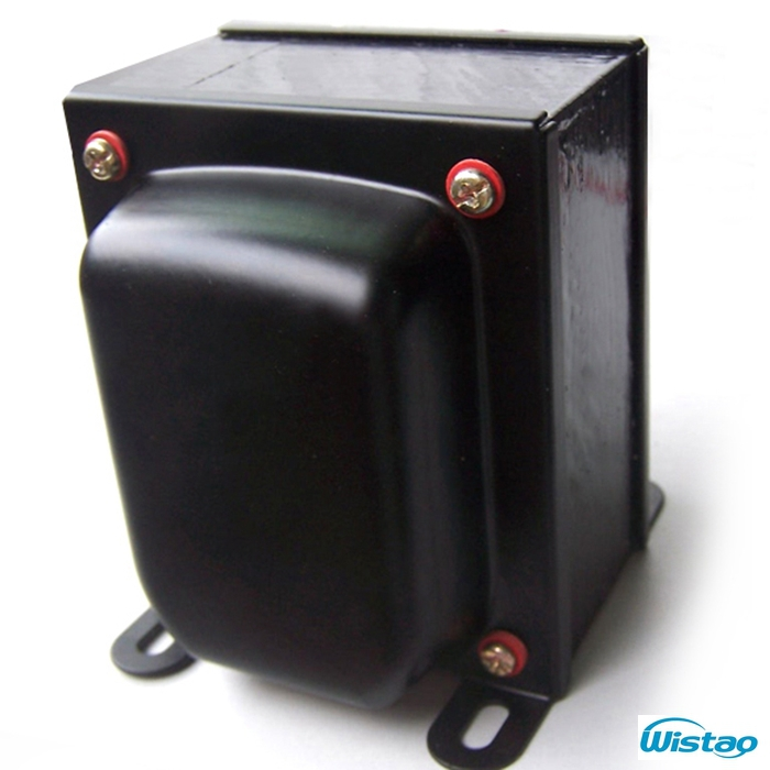 50W Tube Amp Output Transformer Single-ended Z11 Silicon Annealed Steel 0-4-8ohm for 2A3 300B EL156 KT88 FU13 EL34 6P3P HIFI 50w tube amp output transformer single ended z11 silicon annealed steel 0 4 8ohm for 2a3 300b el156 kt88 fu13 el34 6p3p hifi