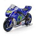 Maisto YAMAHA 2015 1/10 Scale Motorcycle Model Toys  YZR-M1 MotoGP Valentino Rossi YAMAHA Motorbike   Model Christmas Gifts