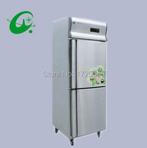 Großgeräte 295 Watt Zwei Einzigen Temperatur Kälte Kühlschrank Gefriergeräte Chinesischen Fabrik Direkt Verkauf Küche Kühlschrank Mit Gefrierfach