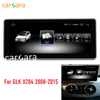 2G RAM 10.25 Android monitor for GLK Class X204 280 300 350 2008 to 2012 GPS stereo touch screen head unit multimedia player