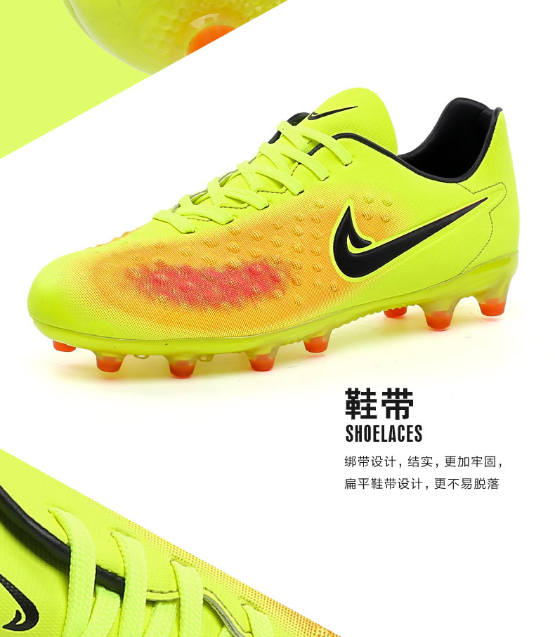 cdaceb8ad9014 Detail Feedback Questions about Arrive 2018 Soccer Shoes TIEMPO ...