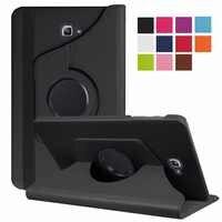 360 Rotatif étui pour samsung Galaxy Tab A 10.1 2016 T580 T585 Housse En Cuir PU étui pour samsung Onglet A6 10.1 T580N T580N