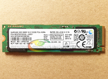 Best Genuine New for Samsung SM951 NVMe 512GB 512 GB PCIE3.0 X4 M.2 SSD Laptop Internal Solid State Hard Disk Drive MZVPV512HDGL