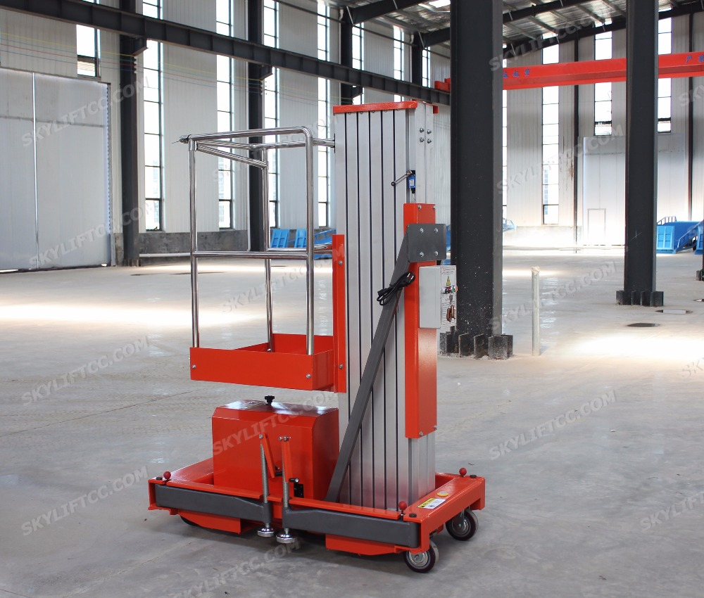 US $2600 0 |4m Tilt Back Aluminium Pipe Vertical Single Mast Lift-in Car  Jacks from Automobiles & Motorcycles on Aliexpress com | Alibaba Group