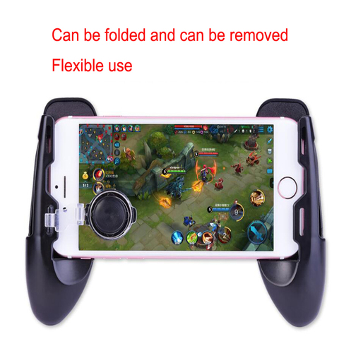 Mobile Phone Mobile Game Trigger Shooting Controller Pubg Fire Button Handle For Android iOS Lahore