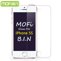 MOFi For Apple Iphone 5se Glass Tempered Glass 5s Screen Protector Accessories Original Retail Se Protect
