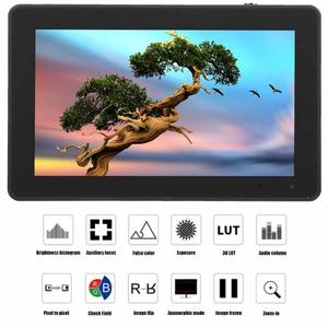 Image 2 - FEELWORLD F6 PLUS 4K Monitor 5.5นิ้วกล้องDSLR 3D LUT Touchหน้าจอIPS FHD 1920X1080วิดีโอ4K HDMI Field Monitor Dslr