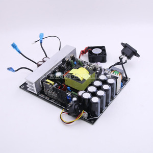 Image 5 - 1200 ワット + 80 V/+ 75 V/+ 70 V/+ 65 v/+ 60 V 電源アンプスイッチング電源 HiFi 高電源オーディオアンプ