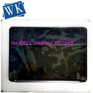 """Image 2 - 15. 6 """"дюймовый сенсорный ЖК экран в сборе для DELL Inspiron 15 7548 4K 3840X2160 UHD LTN156FL01 экран дисплея"""
