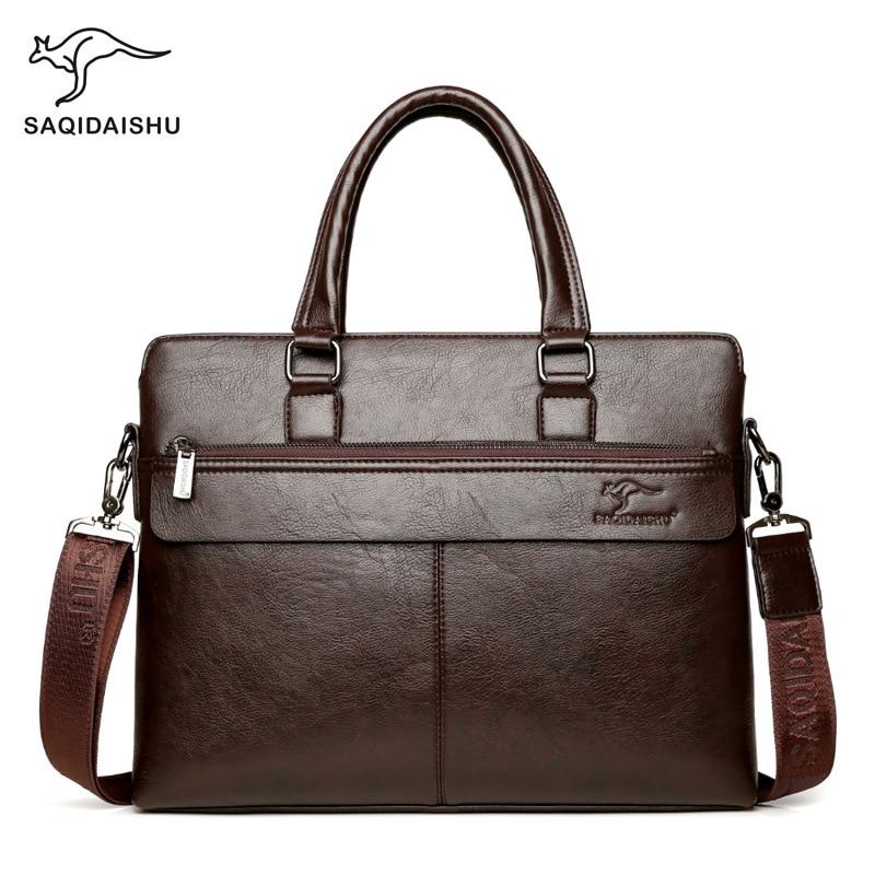 Office Bags For Men Documents Sac Homme Pour Des Men's Briefcase Bags For 14