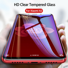 Cafele HD Clear Tempered Glass for Xiaomi Mi A2 (6X) Ultra thin Screen Protector