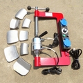 O Controle automático de Temperatura De Vulcanização Máquina Equipamentos De Reparação De Pneus para Venda