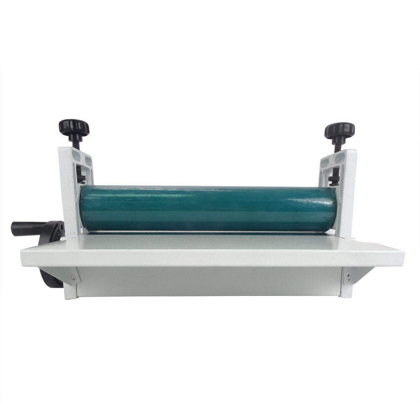 NEW 14 350mm Manual Laminating Machine Photo Vinyl Protect Rubber Cold Laminator 1pc мопед