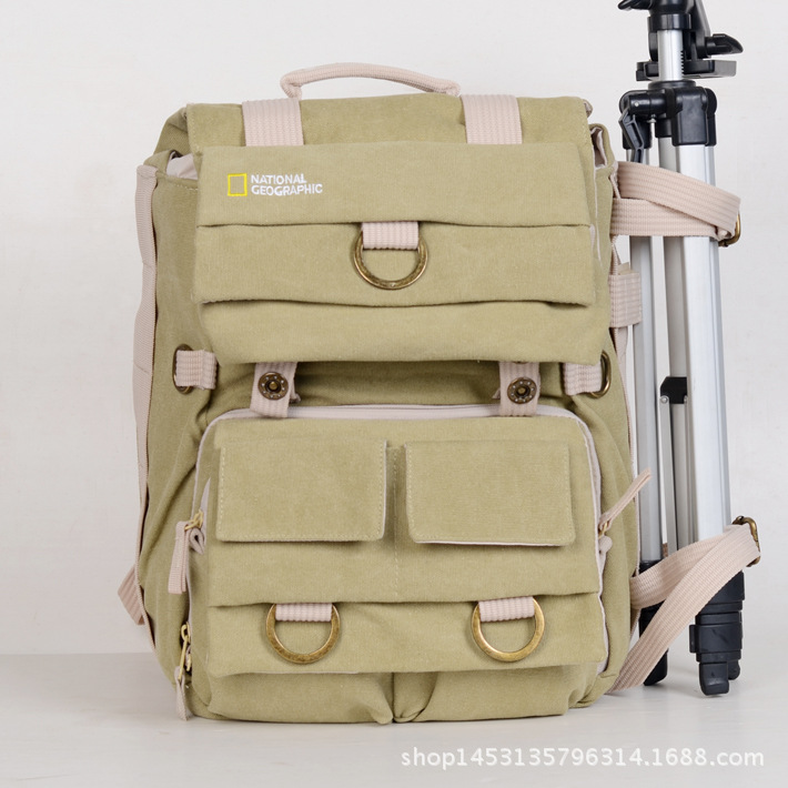 Free shipping New National Geographic NG W5160 camera bag canvas shoulder bag SLR camera bag digital package national geographic ng rf 5350 camera bag digital video camera backpacks portable camera protection photography accessories bag