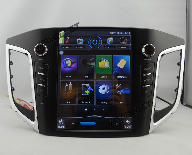 10.4 tesla style vertical screen android 6.0 Quad core Car GPS video radio Navigation for Hyundai ix25 Creta Cantus 2014-201710.4 tesla style vertical screen android 6.0 Quad core Car GPS video radio Navigation for Hyundai ix25 Creta Cantus 2014-2017