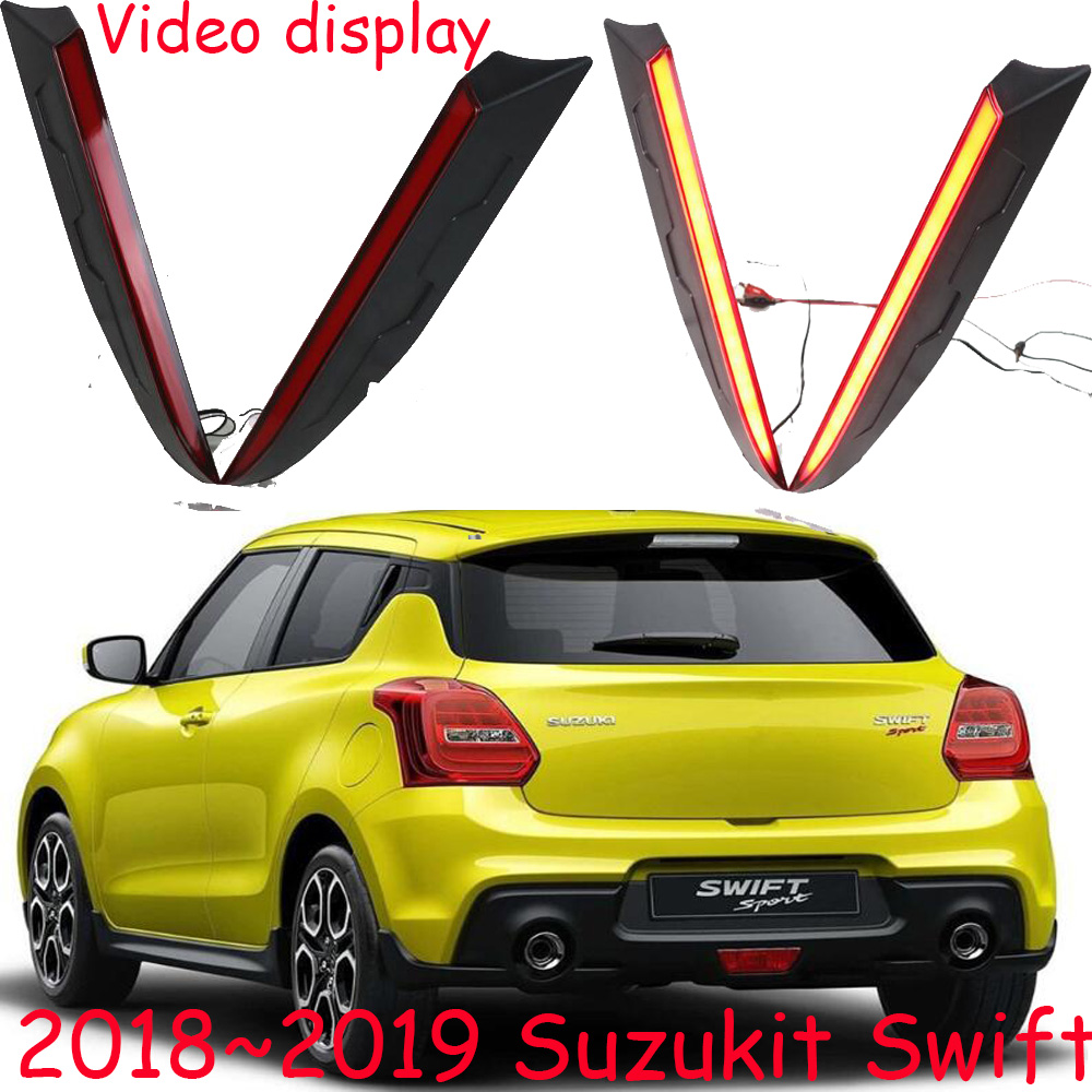 BIG SALE] 1Pair Multi functions Rear lamp For Suzuki Swift
