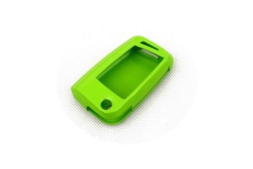 Жесткий Пластик без ключа дистанционного защиты Чехол(Gloss зеленый) для VW Volkswagen Golf MK7