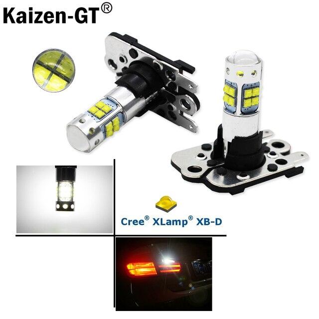 Error Free CAN-bus PW16W PH16W LED Bulbs For 2011-2013 LCI BMW E92 328i 335i M3 & 2010-up Audi A7 S7 RS7 Backup Reverse Lights