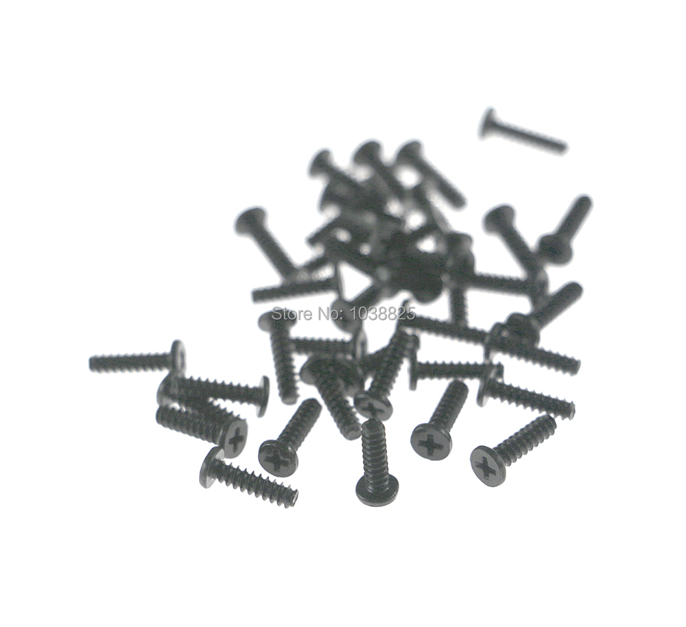 500pcs/lot Screws Replacement for Playstion PS Vita PSV 1000 PSV1000 Game Console 3G & Wifi Repair Part