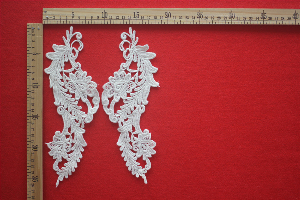 Aliexpress buy embroidery lace collar applique