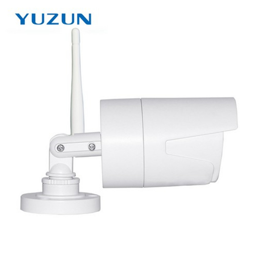 все цены на Mini IP Camera Wifi 720P Wireless Security Camera Outdoor Waterproof IP66 IP Bullet Camera Wi-fi IR Night Vision ONVIF P2P IR C онлайн