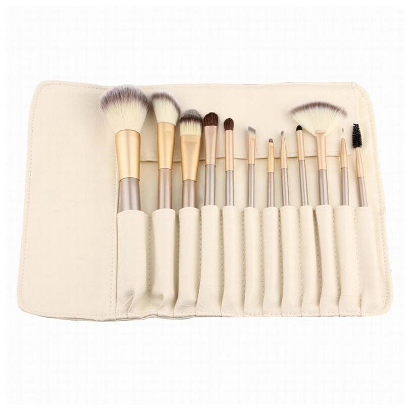 Makeup Brushing Brush Set 12/18 24 pcs Soft Synthetic Professional Cosmetic Makeup Foundation Powder Blush Eyeliner Brushes beau 12 18 24pcs make up brush set soft synthetic professional cosmetic makeup foundation powder blush eyeliner brushes kit