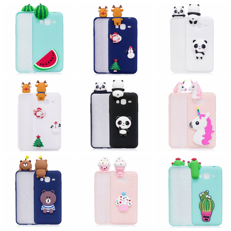 Phone Bags & Cases Independent Case For Coque Samsung Galaxy J5 2016 Cover For Samsung J510 Case 3d Cartoon Panda Unicorn For Samsung Galaxy J5 2016 J510 Case With The Best Service Cellphones & Telecommunications