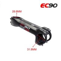 2017 EC90 full carbon fiber riser mountain bike road bike bicycle stem carbon fiber new arrival MTB bicke Stem 28.6 31.8MM